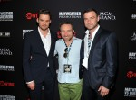 austin nichols, event, pre-fight party, ray donovan cast