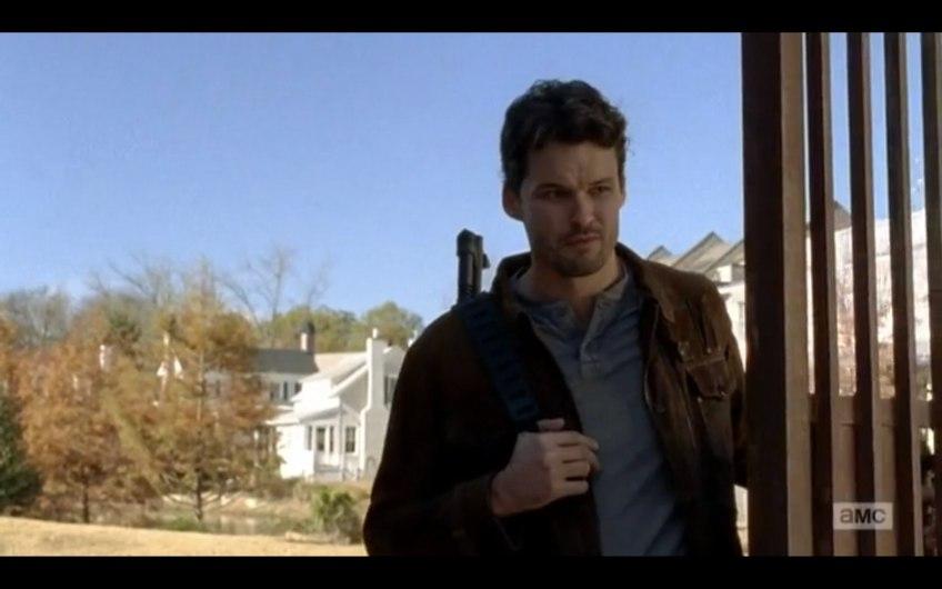 Austin Nichols, Spencer Monroe, The Walking Dead