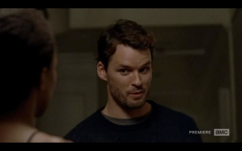 austin nichols, spencer monroe, the walking dead