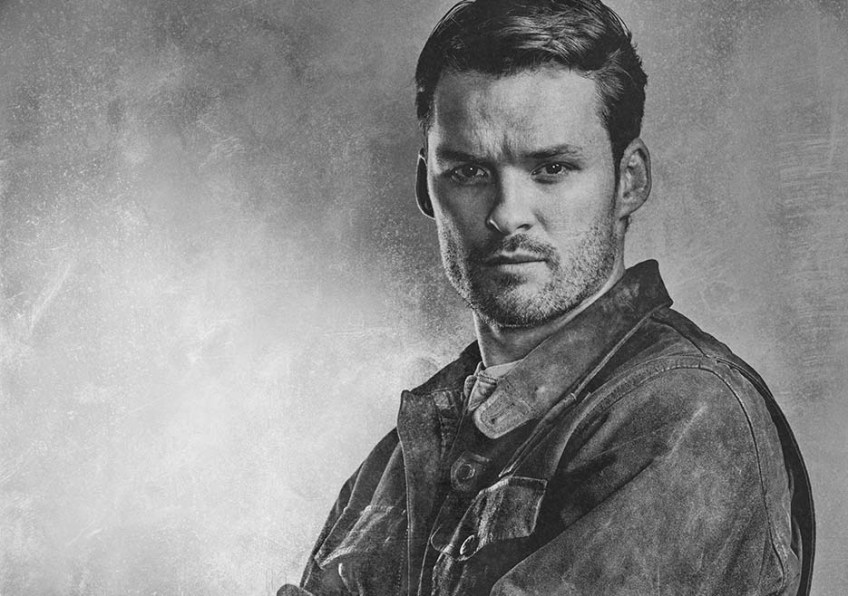 Spencer Monroe, The Walking Dead, Austin Nichols